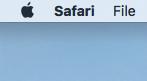 Select Safari