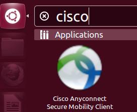 Ubuntu Open Cisco AnyConnect