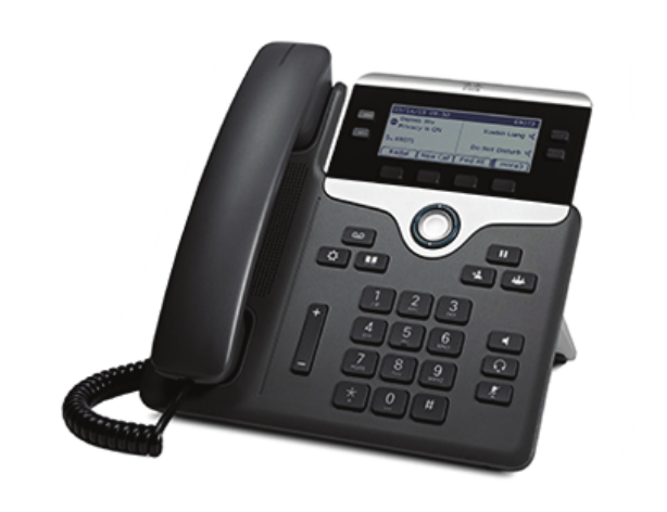 Telephone Services Upgrade Cisco Phone Model 7941