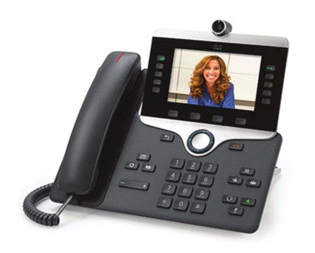 Telephone Services Upgrade Cisco Phone Model 8845